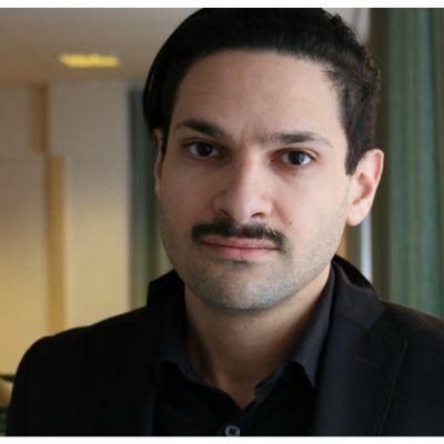 Framtidsforskaren Karim Jebari