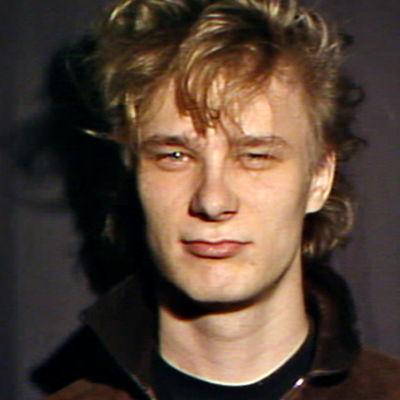 Ismo Alanko vuonna 1985.