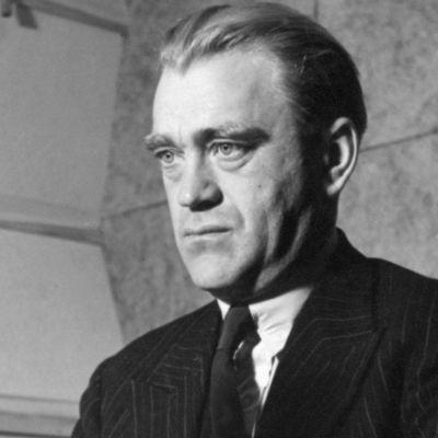 Vilhelm Moberg, SVT 1937