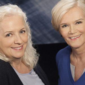 Anne Flinkkilä ja Maarit Tastula palaavat ruutuun 8.9. uusin vierain.