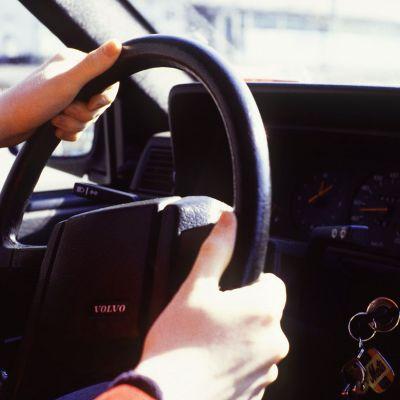 När får jag sätta mig vid ratten?