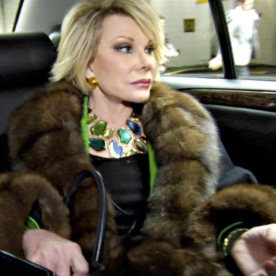 Joan Rivers - a piece of work