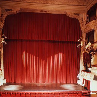 Teaterridå