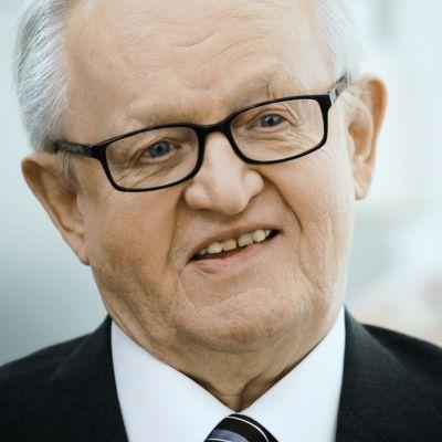 Elisabeth möter: Martti Ahtisaari