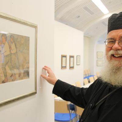 """Munkki Simeon ja Juho Rissasen teos """"Lapset työssä""""."""