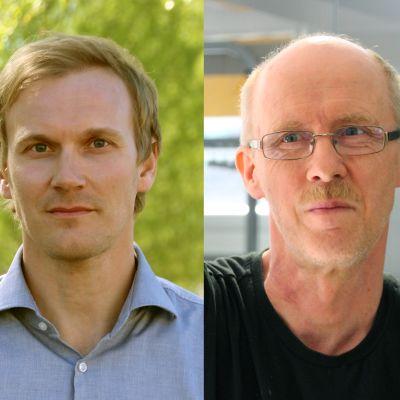 Päivi Heiskanen, Antti Tanskanen ja Juha Asikainen.