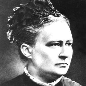 Kirjailija Minna Canth
