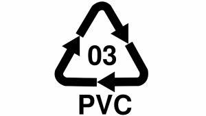 Logo för PVC-plast