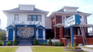 Motown muséet i Detroit