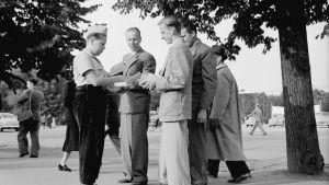 Olympiaåret 1952.