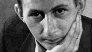 Kirjailija ja kirjallisuuskriitikko Tatu Vaaskivi (1912-1942).