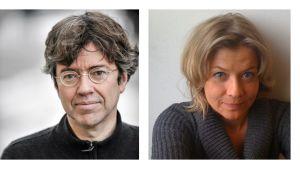 Andres Veiel och Jeanette Björkqvist har båda skapat politisk konst.