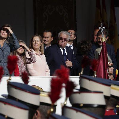 Espanja itsenäysyyspäivä