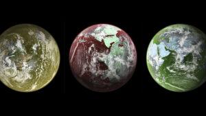 Eksoplaneettoja
