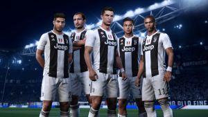 Juventus FIFA-pelissä