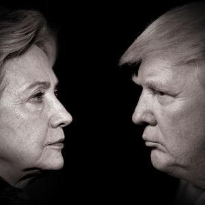 Ulkolinja esittää juuri vaalien alla valmistuvan dokumentin Clinton vastaan Trump.