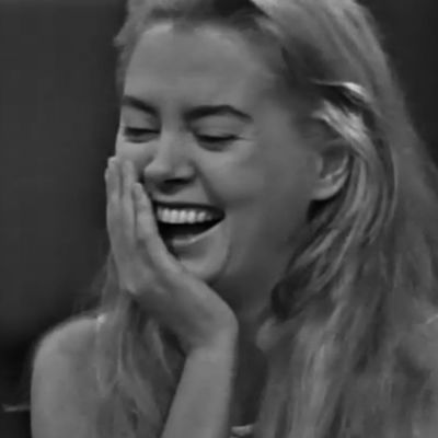 Liana Kaarina Leskinen Jatkoaika-ohjelmassa 1967.