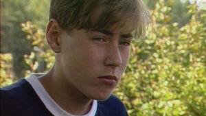 Tšernobyliläinen Sergei Venger, 13 vuotta.