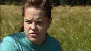 Zoja Bondereva, 15 vuotta.