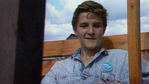 Boris Korotkejevits, 15 vuotta.