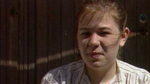 Ludja Chesheiko, 14 vuotta.