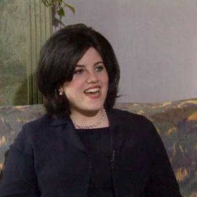 Monica Lewinsky A-bros-ohjelman haastattelussa 1999