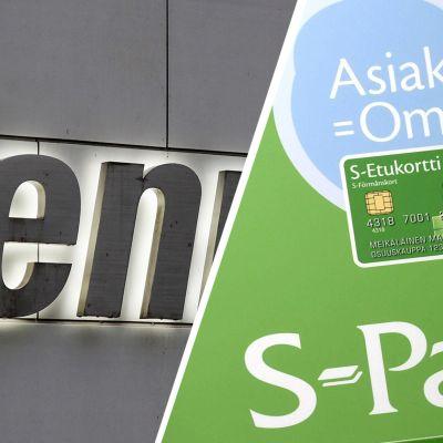 Fennian ja S-pankin logot