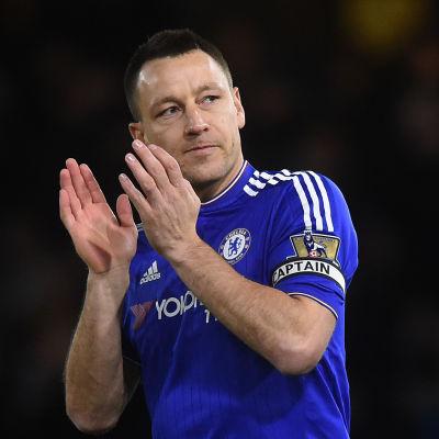 John Terry, Chelsea, 2016.