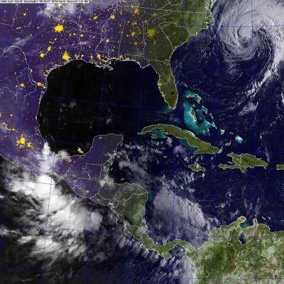 Maria hurrikaani.