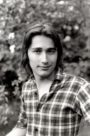 Ben Furman som ung.