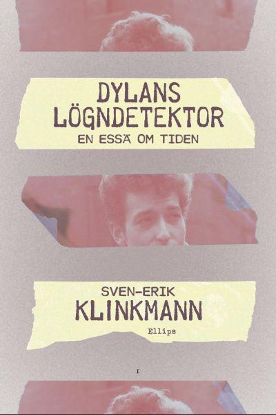 Pärmen på boken om Bob Dylan