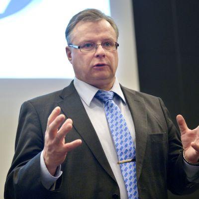 SM-liigan toimitusjohtaja Jukka-Pekka Vuorinen