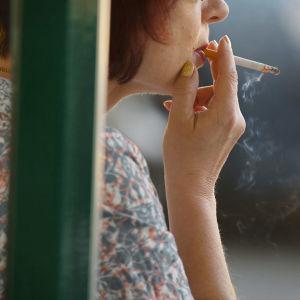 rökning under graviditet