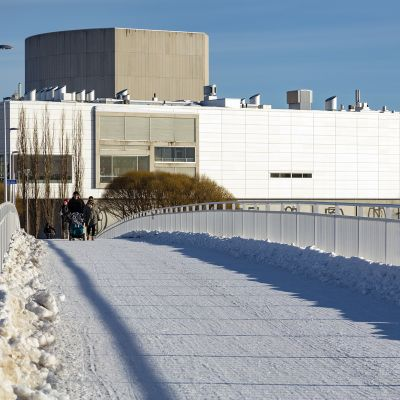Oulun kaupunginteatteri.