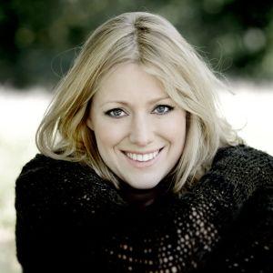 kuvassa sopraano Sophie Bevan