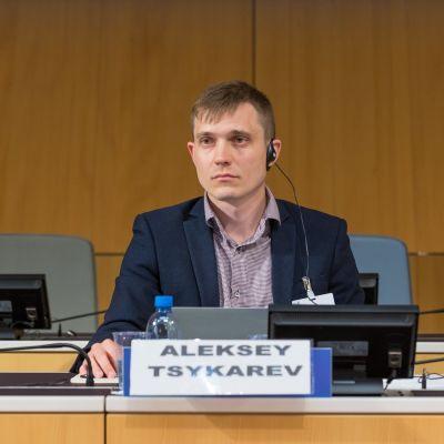 Aleksei Tsykarev
