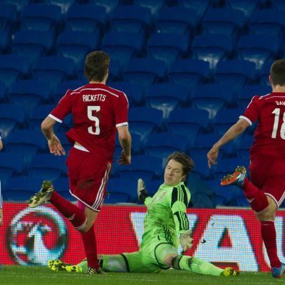 Wales-Finland 1-1