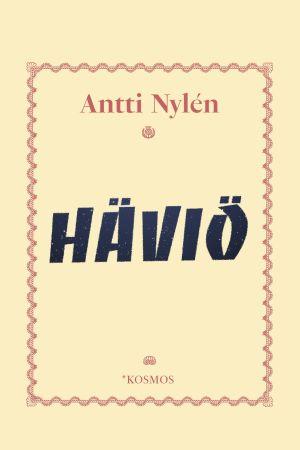 Antti Nylénin kirjan Häviö kansi.