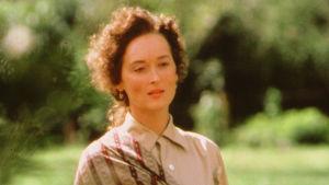 Meryl Streep elokuvassa Minun Afrikkani.