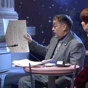 Numerologi Väinö Lilja