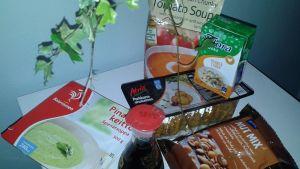 Produkter som innehåller vete