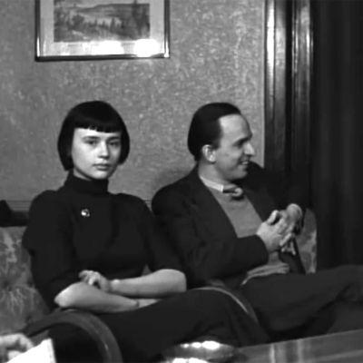 Ingmar Bergman ja Harriet Andersson
