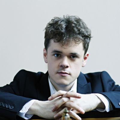 pianisti Benjamin Grosvenor
