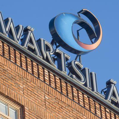 Wärtsilän logo