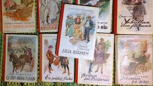 B. Wahlströms barnböcker. Margareta Ginman, Pargas.