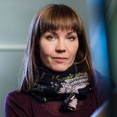 Julia Korkman ja Matti Tolvanen
