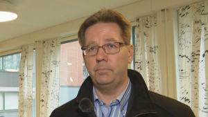Seppo Kosola är fastighetschef vid Åbo och S:t Karins kyrkliga samfällighet.