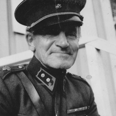 Den åldrade fjärrpatrullsmannen Lauri Solehmainen