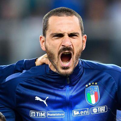 Italien med Veratti, Bonucci och Insigne i spetsen.