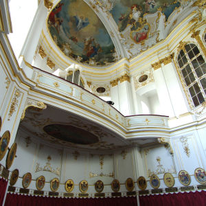Schlosskirche, Residenzschloss Ludwigsburg